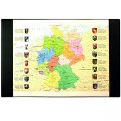 schreibunterlage deutschlandkarte Idena Schreibunterlage  berliner lieferservice